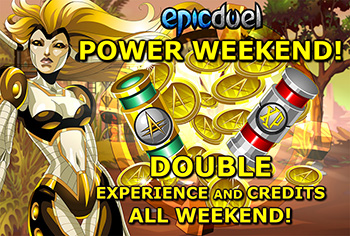 power_weekend_mmo_experience_credits_loot_prizes_browser