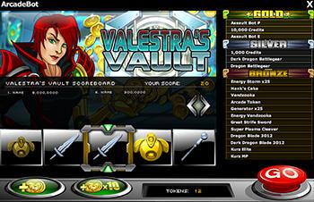 Valestra's Vault