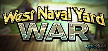 Naval Yard War Begins